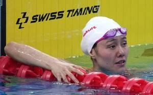 中国游泳队公布东京奥运名单 女子项目3名将落选